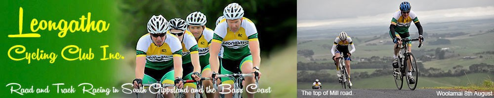 Leongatha Cycling Club Inc.