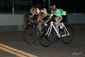 Junior sprint rounds - Boyd had a narrow win over Josh